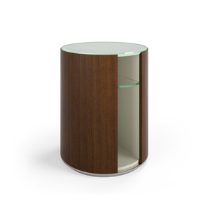 Dialogue Round Side Table