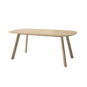 Ellipsis Oval Table