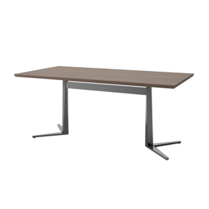 Facet Rectangular Table Y Base