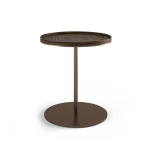 Plateau Round Side Table