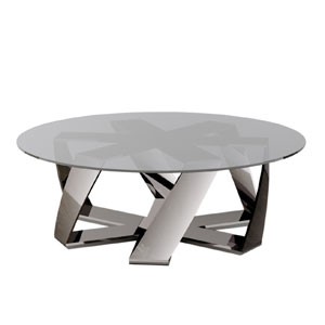 Ribbon Round Coffee Table
