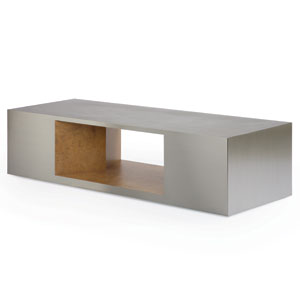 Rottet Coffee Table Open Symmetrical