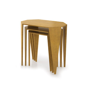 Rottet Nesting Tables Fold