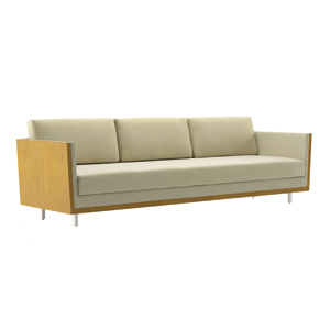 Rottet Three Seat Sofa