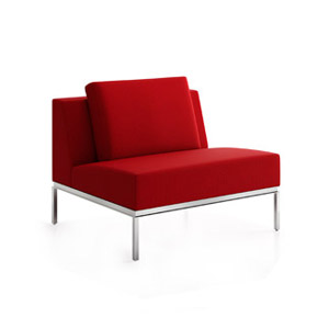 Span One Lounge Chair Armless