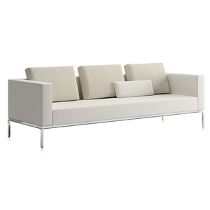 Span One Three Seat Sofa
