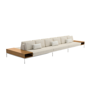 SuperSpan B2B Three Seater